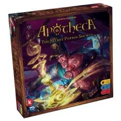Apotheca: The Secret Potion Society