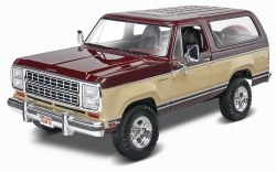 1/24 1980 Dodge Ramcharger SUV Truck