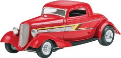1/24 1933 Ford ZZ Top Eliminator Coupe