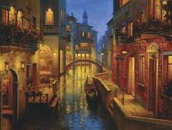 Waters of Venice 1500 Piece Puzzle