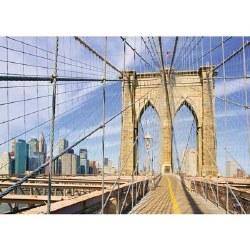 Brooklyn Bridge View 1000 Piece Puzzle