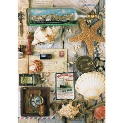 Maritime Souvenirs 1000 Piece Puzzle