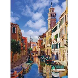In Venice 500 Piece Puzzle