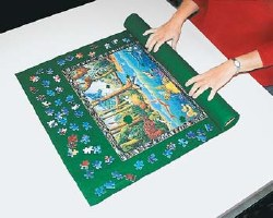 Large Jigsaw Puzzle Roll-Up