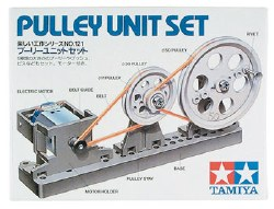 Pulley Unit Set Educational Series