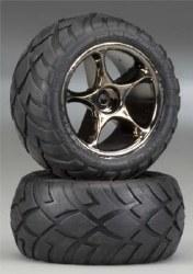 Tires & Wheels Assembled Bandit Rear