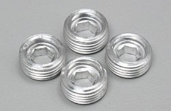 Aluminum Caps Pivot Balls T-Maxx (4)