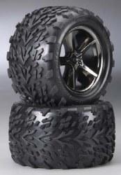 Tires & Wheels Gemini Black Chrome E-Revo