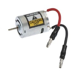 Motor 370 (28-Turn)(Assembled w/Bullet Connectors