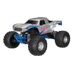 Traxxas 1/10 Bigfoot RTR w/TQ 2WD XL-5 ESC Silver