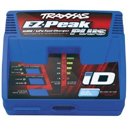 EZ-Peak Plus 4amp NiMH/LiPo Charger w/iD Auto Battery