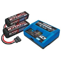 4S Battery/Charger Completer Pack