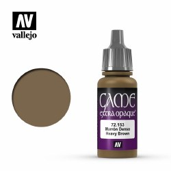 17ml Heavy Brown Opaque