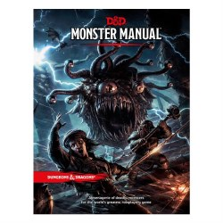 D&D 5th: Monster Manual