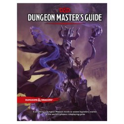D&D 5th: Dungeon Masters Guide