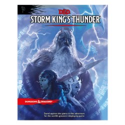 D&D 5th: Storm King's Thunder