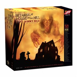 Betrayal at House on the Hill: Widow Walk
