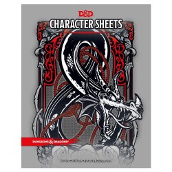 D&D 5th: Character Sheets