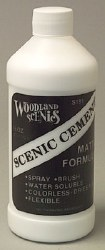 Scenic Cement 16 oz