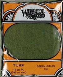 Turf Fine Green Grass