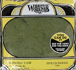 Turf Fine Blended Green