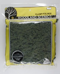 Clump Foliage Medium Green