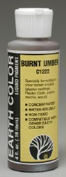 Earth Color Burnt Umber 4 oz