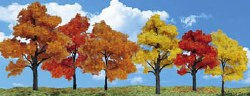 9 Harvest Blaze Trees 1 1/4 - 3