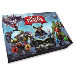 Hero Realms: deck building game