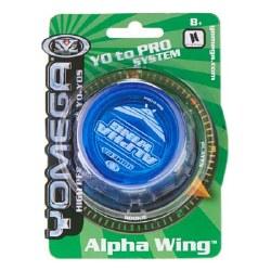Alpha Wing Fixed Axle Yo-Yo