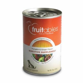 SuperBlend Digestive Pumpkin and Ginger Canned Dog and Cat Supplement 15oz