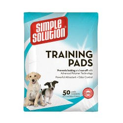 Training Premium Dog Pads 50ct