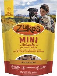 Mini Naturals Chicken Recipe Dog Treats 6oz