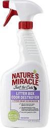 Litter Box Odor Destroyer Sprayer 24oz