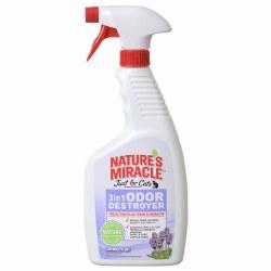 Lavender Cat Stain & Odor Remover Sprayer 32oz