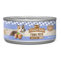 Purrfect Bistro Grain Free Tuna Pate Canned Cat Food 3oz