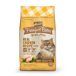 Purrfect Bistro Grain Free Real Chicken Recipe Dry Cat Food 4lb