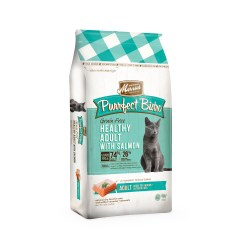 Purrfect Bistro Grain Free Real Salmon Recipe Dry Cat Food 12lb