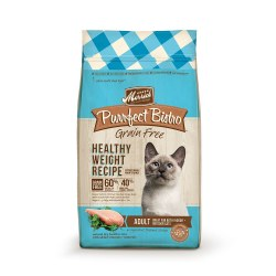Purrfect Bistro Grain Free Healthy Weight Recipe Dry Cat Food 7lb