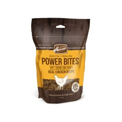 Power Bites Real Chicken Recipe Dog Treats 6oz