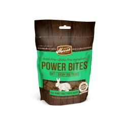 Power Bites Real Rabbit & Sweet Potato Recipe Dog Treats 6oz