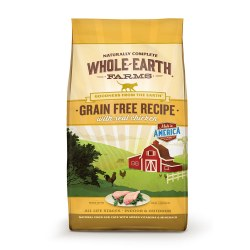 Grain Free Real Chicken Recipe Dry Cat Food 5lb