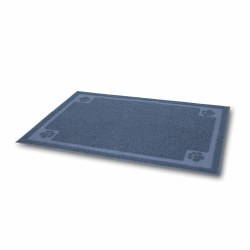 Litter Catcher Mat Blue Large
