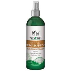 Anti-Flea Easy Spray Dog Shampoo 16oz