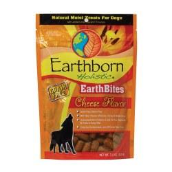 Earthbites Cheese Flavor Dog Treats 7.5oz