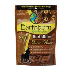 Earthbites Peanut Flavor Dog Treats 7.5oz