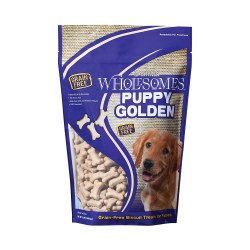 Wholesomes Golden Puppy Biscuits 2lb