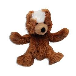 Plush Teddy Bear Dog Toy X-Small