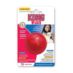 Classic Ball Dog Toy Small