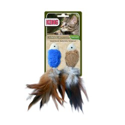 Crinkle Fish Cat Toy 2pk